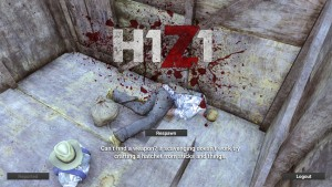 H1Z1, zombie game