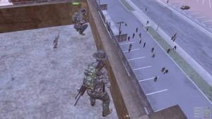 H1Z1 zombie