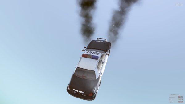 H1Z1 voiture volante