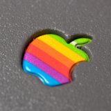 Nouveau logo Apple