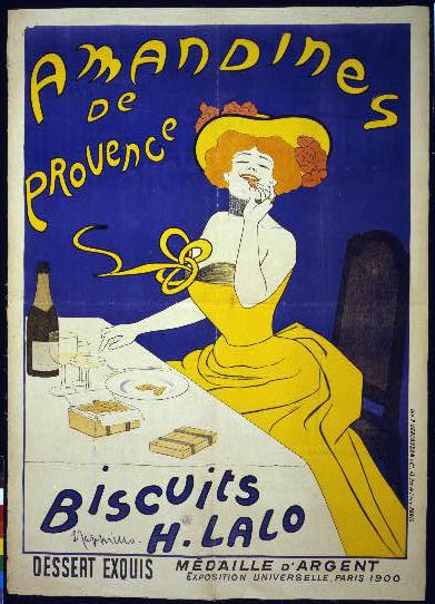 amandines de provence - biscuits