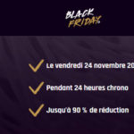Black Friday chez OVH \o/