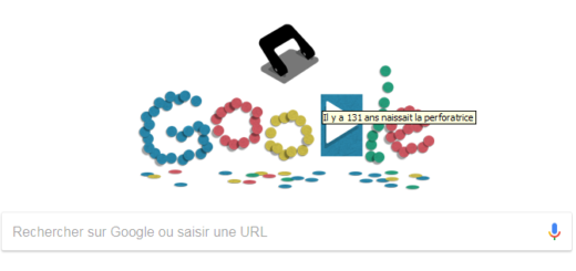 google-perforatrice