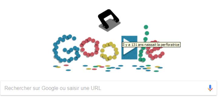 google-perforatrice